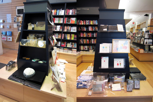 2013 NY ARTISTS\' BOOK FAIR Report1_KINOKUNIYA BOOK STORES_c0096440_66446.jpg