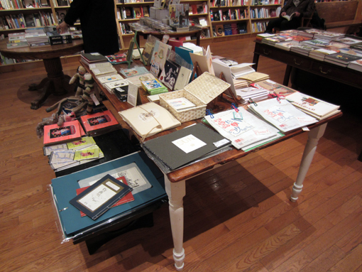 2013 NY ARTISTS\' BOOK FAIR Report4_BOOK COURT    _c0096440_7311212.jpg