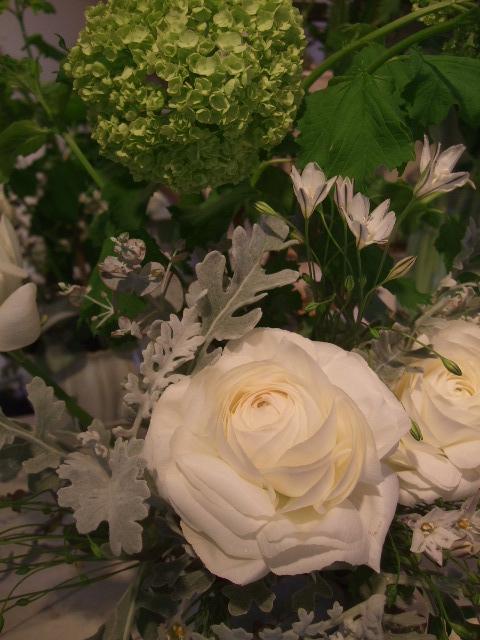 オークリーフ花の教室(石井さんの作品)_f0049672_16153758.jpg