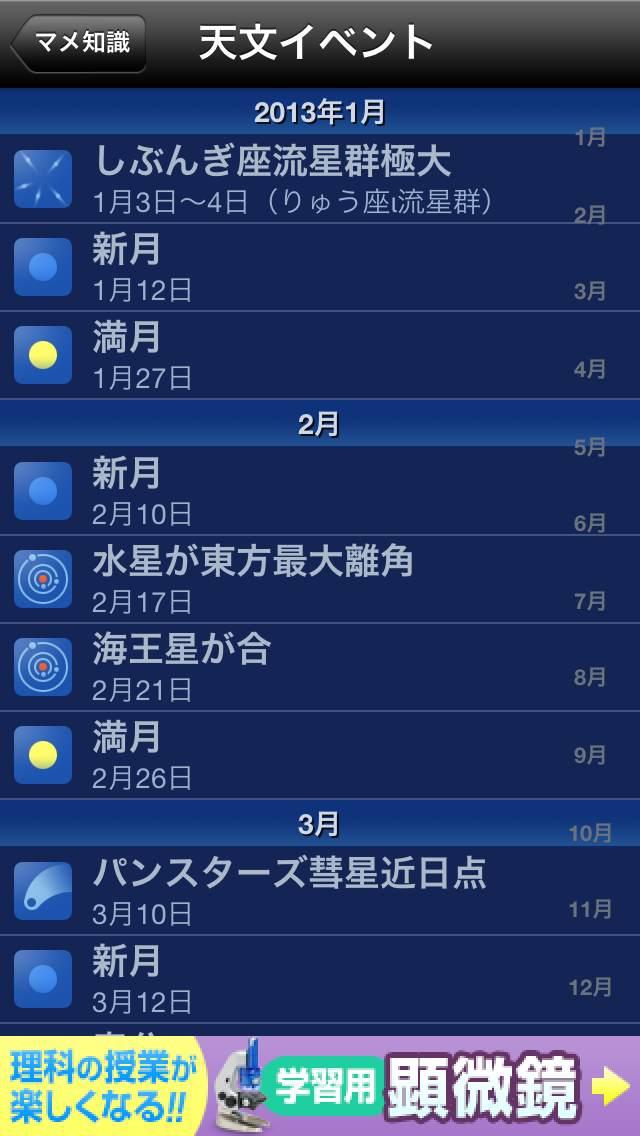88星座図鑑 イベントページ