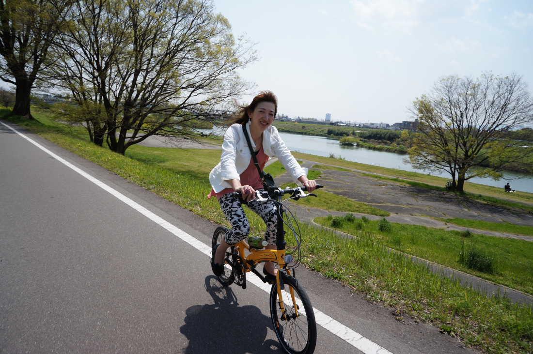 ... ☆八幡木津自転車道ポタリング