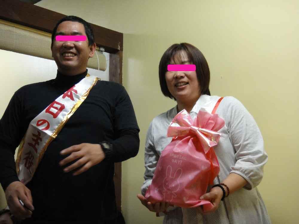 さっちゃん&金さん祝宴会_c0150273_23103749.jpg