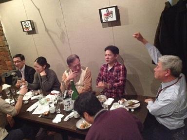 オーガニックのお酒を呑む会_f0254491_14274946.jpg
