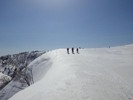 山スキーを振り返り (3月5日分)_f0101226_2052387.jpg