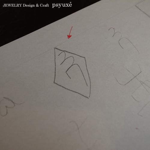 9歳の男の子が手づくりしたシルバーのストラップ_e0131432_10134358.jpg