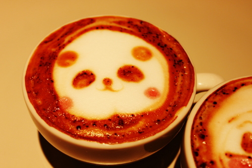 【Wラテアート】NIHONBASHI CAFEST/人形町_e0234741_23501468.jpg