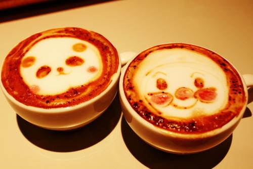 【Wラテアート】NIHONBASHI CAFEST/人形町_e0234741_23502779.jpg