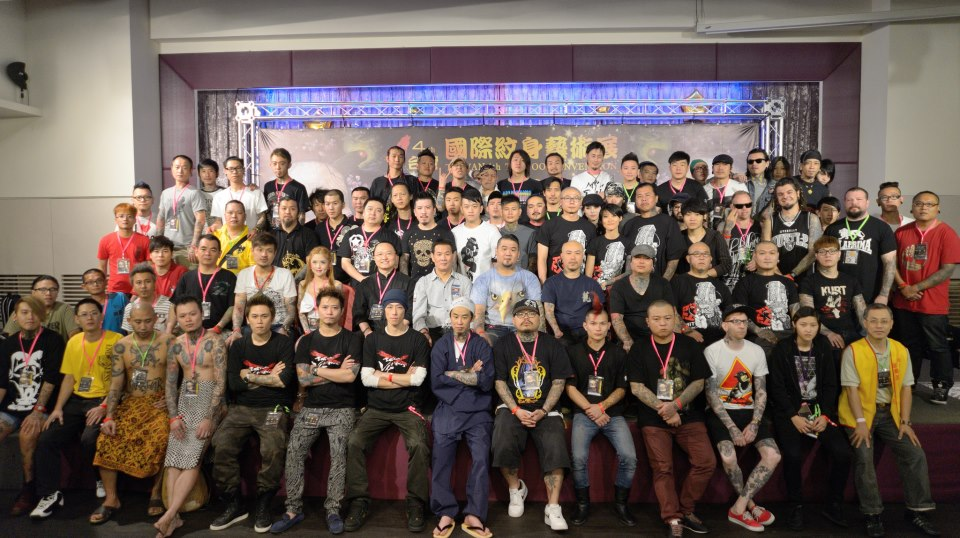 Taiwan 4th Tattoo Convention_a0148054_15245476.jpg