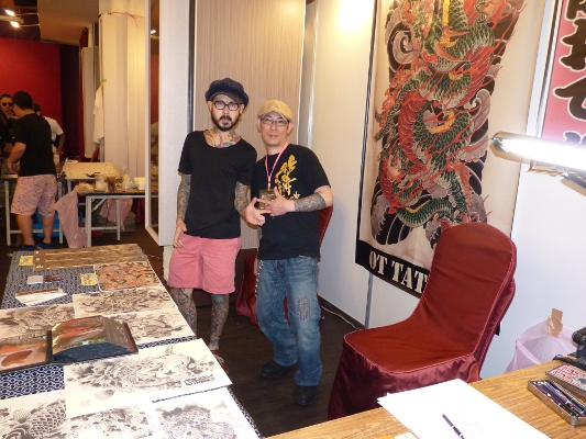 Taiwan 4th Tattoo Convention_a0148054_15515529.jpg