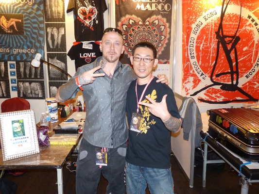 Taiwan 4th Tattoo Convention_a0148054_1552422.jpg