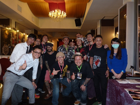 Taiwan 4th Tattoo Convention_a0148054_15531824.jpg