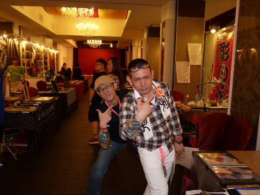 Taiwan 4th Tattoo Convention_a0148054_1553639.jpg