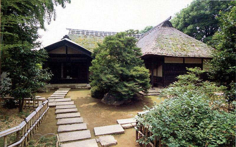 鷹見泉石記念館│古河市 まち歩き_b0274159_213563.jpg