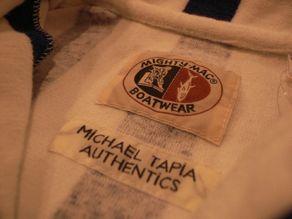"\""MIGHTY-MAC × MiCHAEL TAPiA AUTHENTiCS PILE POLO SHIRTS\""ってこんなこと。_c0140560_9223453.jpg"