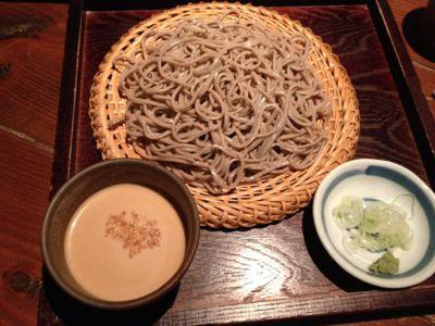 お蕎麦☆山香灯_c0151965_1545180.jpg
