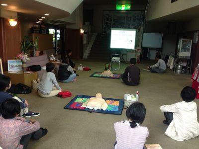 AED講習会開催_b0164894_1652726.jpg