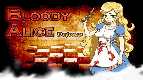 無料セール中!血が飛び散るアリスのタワーディフェンスゲーム「ブラッディ アリス」(無料)_d0174998_152247.jpg