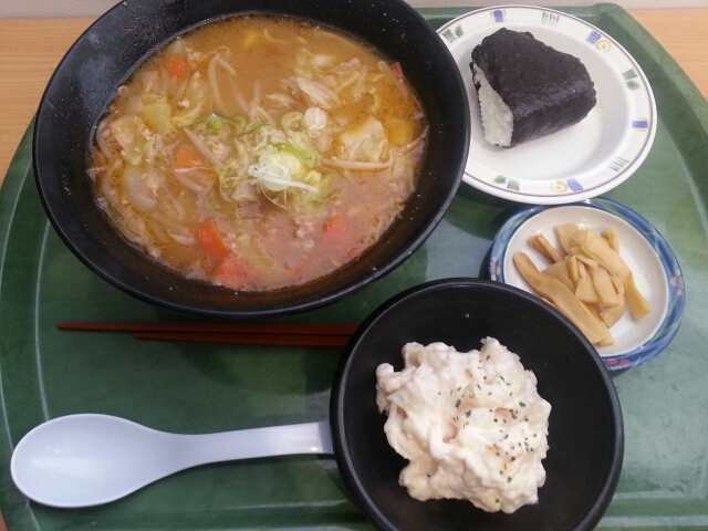 今日の昼食@会社Vol.302_b0042308_12381711.jpg