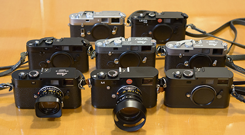 Leica M が集まった!_b0194208_0155138.jpg