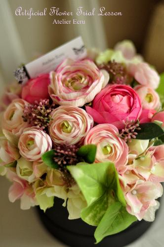 花に囲まれて暮らしたい♡アーティフィシャルフラワーが素敵!
