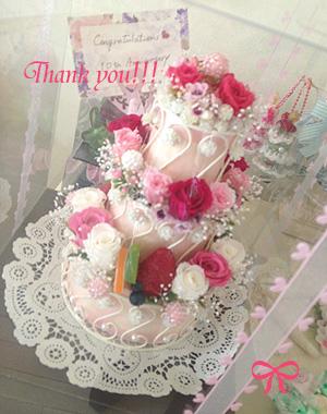 ありがとうございます^^_f0017548_1514440.jpg