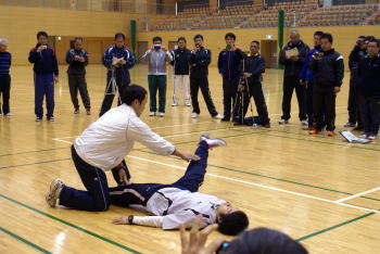 フィジカルトレーニング講習会 開催_d0078467_9111932.jpg