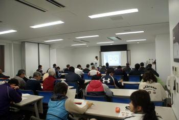 フィジカルトレーニング講習会 開催_d0078467_911327.jpg