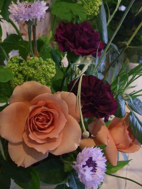 オークリーフ花の教室(北条さんの作品)_f0049672_1410226.jpg