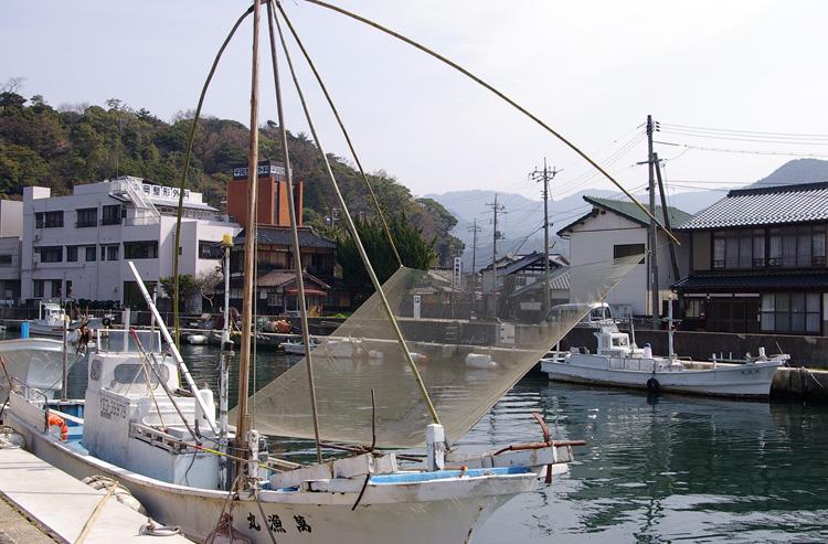 白魚漁の船_f0130879_22353212.jpg