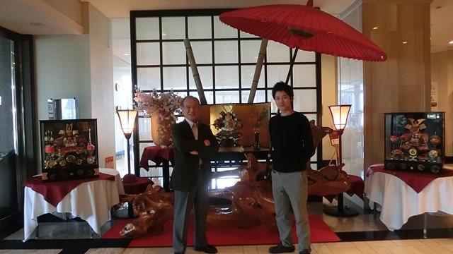 むつグランドホテルご紹介、日本の危機管理、海の美しさ日本一陸奥湾、日本一の夕日は下北半島にあり_d0181492_183443.jpg