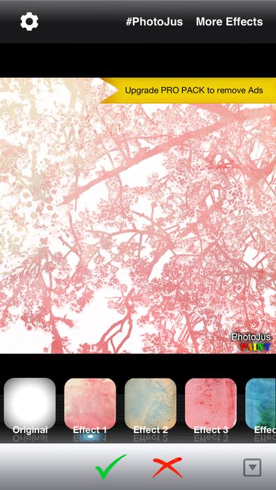 1+ PhotoJus Paint FX スクリーンショット3