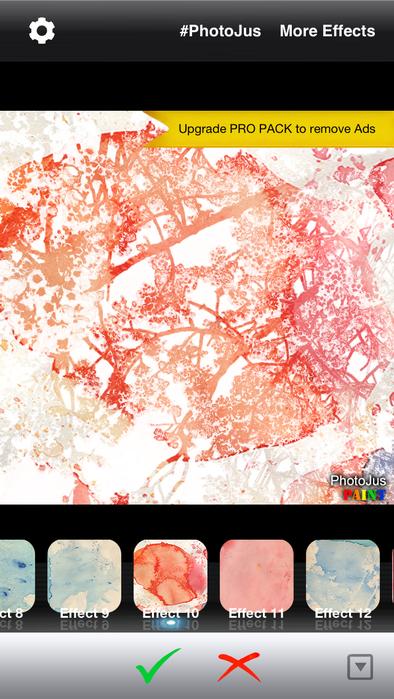 1+ PhotoJus Paint FX スクリーンショット4