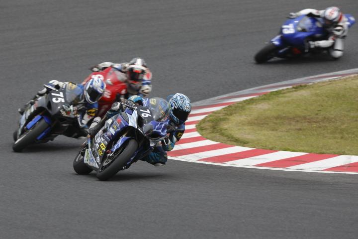 SUZUKA  2&4 RACE  2013 【JSB1000 決勝レース】_f0253927_1314128.jpg