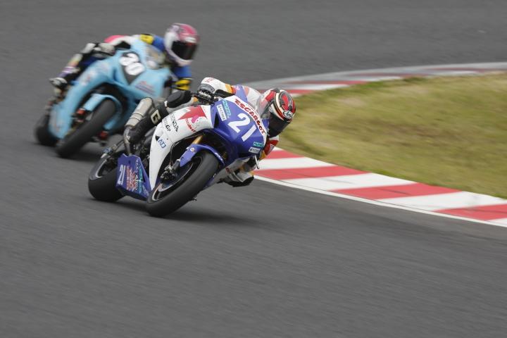 SUZUKA  2&4 RACE  2013 【JSB1000 決勝レース】_f0253927_1315060.jpg