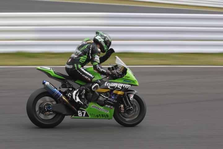 SUZUKA  2&4 RACE  2013 【JSB1000 決勝レース】_f0253927_13153153.jpg