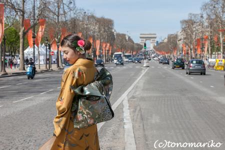 パリで「十三参り」 サル姉妹編_c0024345_520363.jpg
