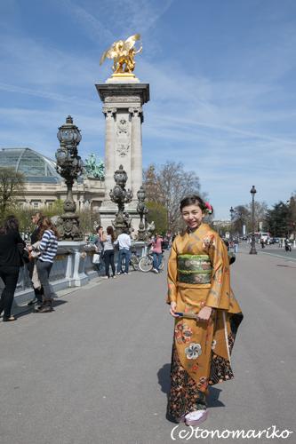 パリで「十三参り」 サル姉妹編_c0024345_5205277.jpg