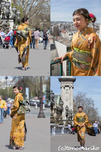 パリで「十三参り」 サル姉妹編_c0024345_5544852.jpg