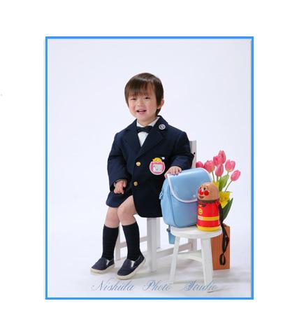 入園写真 ~幼稚園ご入園~_e0275450_1520138.jpg