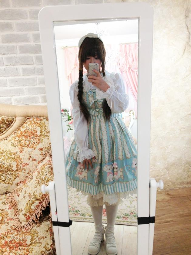 ロリータな服。_a0126663_23265979.jpg