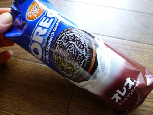 【ヤマザキナビスコ】オレオ チョコレートクリーム_c0152767_22353714.jpg