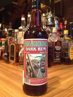 WARRIOR DARK RUM_b0249084_17395015.jpg