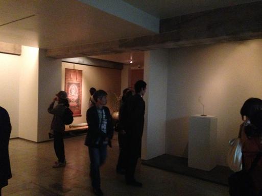 白金アートコンプレックス5周年合同展覧会 オープニング 4月13日(Sat)_d0208992_17323022.jpg