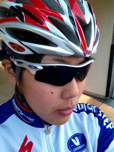 金栄堂サポート:日本体育大学自転車競技部・中村妃智選手アイウェアインプレッション!_c0003493_959183.jpg