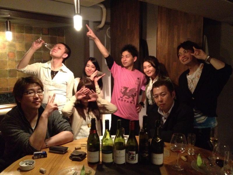 ワイン会_e0320096_156493.jpg