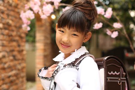 はるかちゃん☆ご入学_b0203705_14381645.jpg