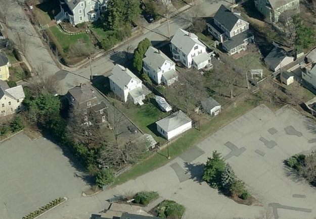 ボストン・マラソン爆破の容疑者逮捕と現場が見えるマップ_c0025115_23415783.jpg
