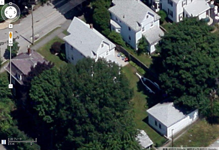 ボストン・マラソン爆破の容疑者逮捕と現場が見えるマップ_c0025115_23442039.jpg