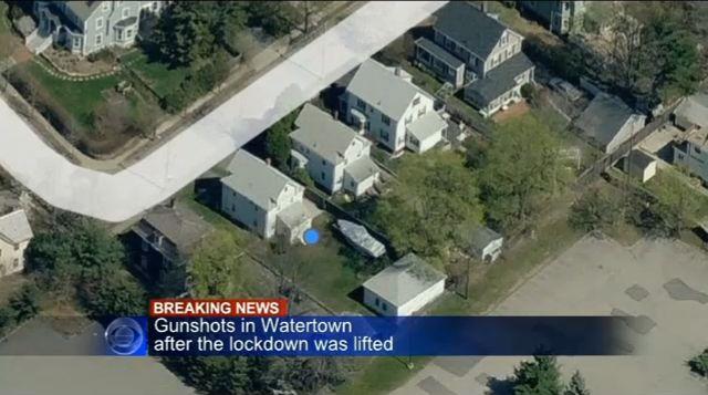 ボストン・マラソン爆破の容疑者逮捕と現場が見えるマップ_c0025115_2349691.jpg