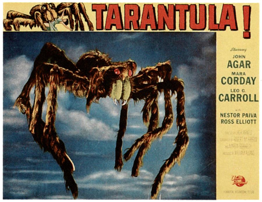 世紀の怪物/タランチュラの襲撃 : asabatyouのなんでもブログ2
